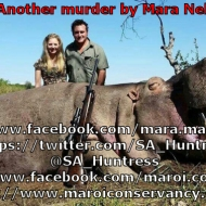 www.facebook.com/mara.maroi https://twitter.com/SA_Huntress @SA_Huntress https://www.facebook.com/maroi.conservancy http://www.maroiconservancy.co.za