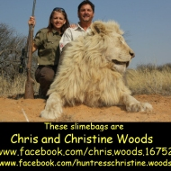https://www.facebook.com/chris.woods.16752 https://www.facebook.com/huntresschristine.woods