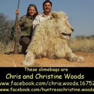 https://www.facebook.com/chris.woods.16752 https://www.facebook.com/huntresschristine.woods