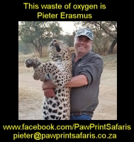 https://www.facebook.com/PawPrintSafaris pieter@pawprintsafaris.co.za