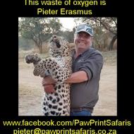 https://www.facebook.com/PawPrintSafaris pieter@pawprintsafaris.co.za