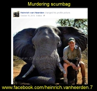 A turd on 2 legs https://www.facebook.com/heinrich.vanheerden.7