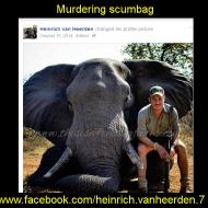 A turd on 2 legs https://www.facebook.com/heinrich.vanheerden.7