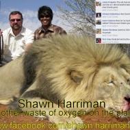 More human garbage https://www.facebook.com/shawn.harriman.7 Works here: https://www.facebook.com/pages/Osborne-Construction-Company/122555657802325
