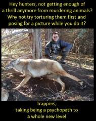 Trappers are scum