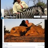 Another disgusting sub-human https://www.facebook.com/debbi.wagner
